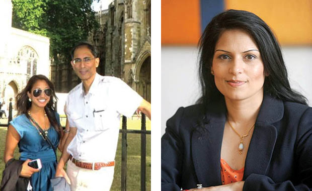 Canadian Duo Meets Minister Patel   India Empire