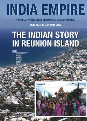 THE INDIAN STORY IN REUNION ISLAND